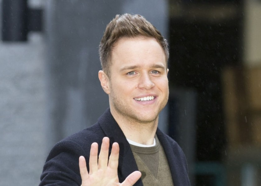 Olly Murs Bang 14 Dec 2012