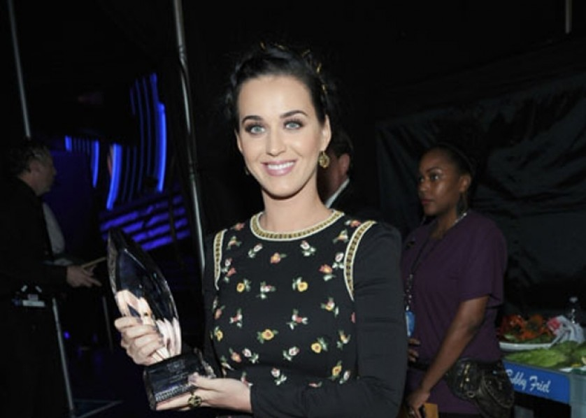 Katy Perry - Cover Media Only - February 2013