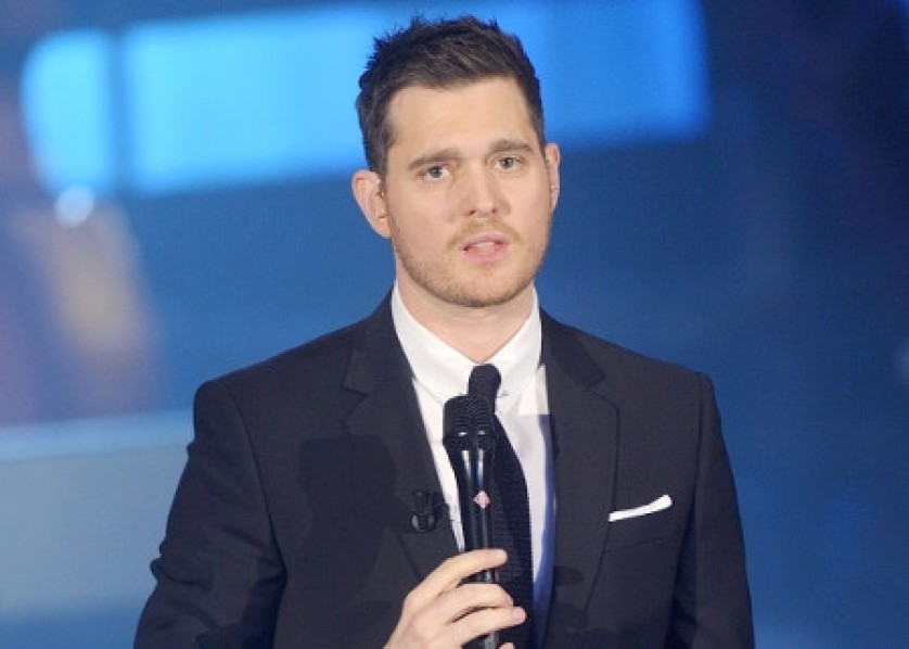 Michael Bublé - Cover Media only - March 2013