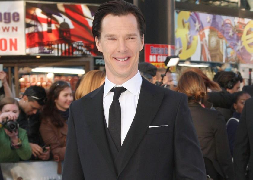 Cover Media - Benedict Cumberbatch