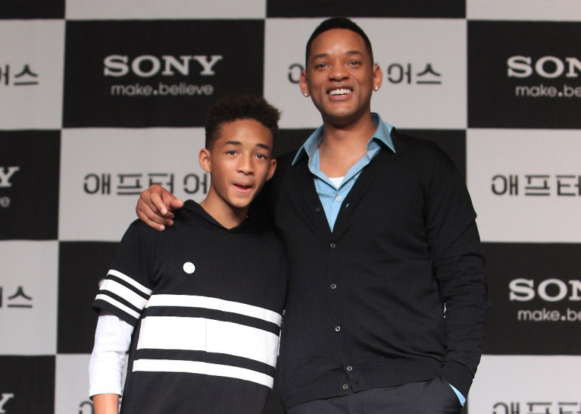 Cover Media - Jaden and WIll Smith