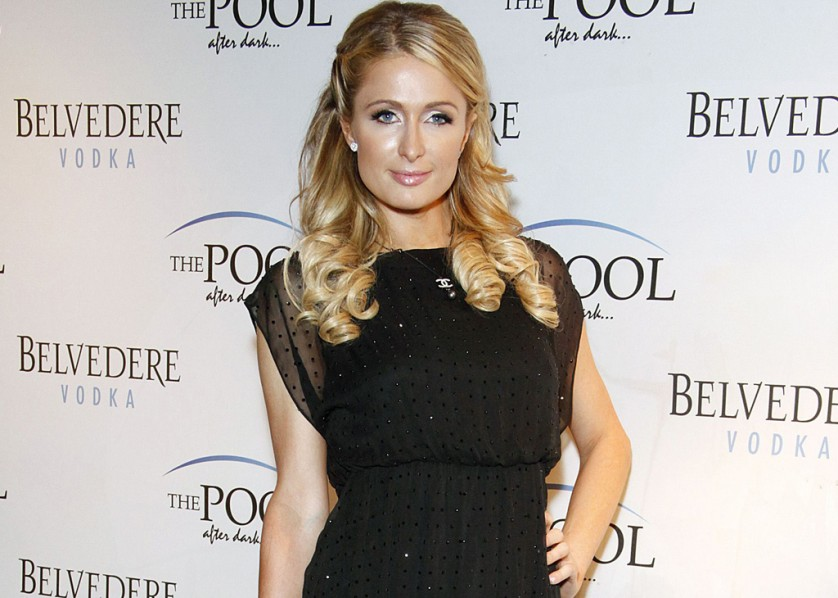 Cover Media - Paris Hilton