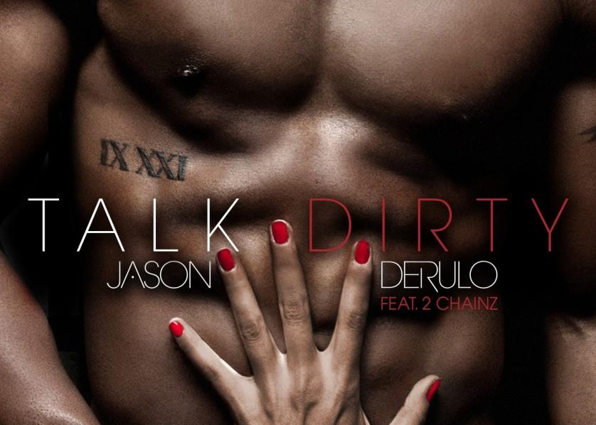 Jason Derulo - Talk Dirty single artwork