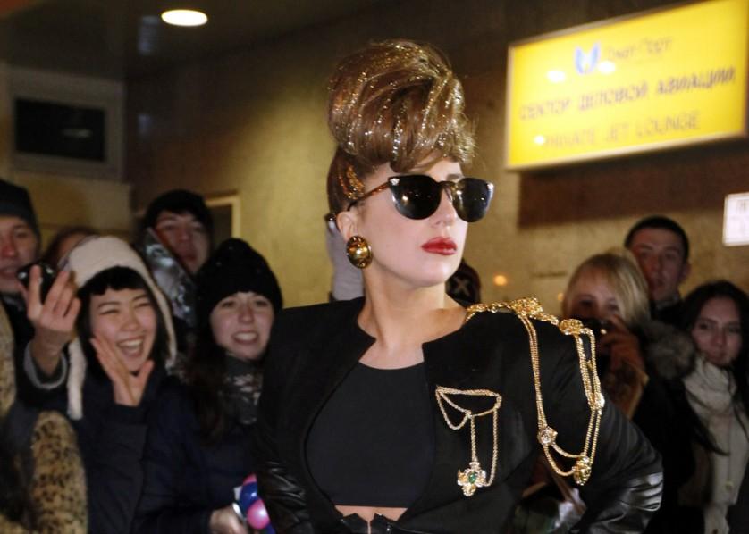 Cover Media - Lady Gaga