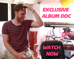 Watch exclusive Olly Murs Never Been Better album documentary